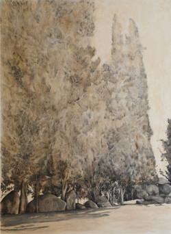 oil on canvas, 160x120, 2008