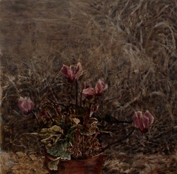oil on canvas, 40x40, 2009