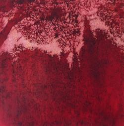 oil on canvas, 2014, 30x30