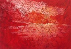 oil on canvas, 50x70, 2015