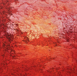 oil on canvas, 30x30, 2015