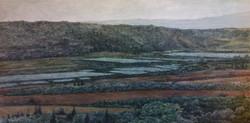 oil on canvas, 100x200, 2012