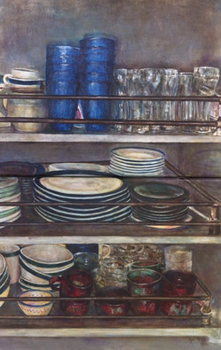 oil on canvas, 2005, 70x45