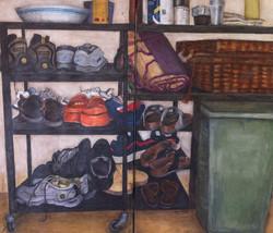 oil on canvas, 2006, 70x80