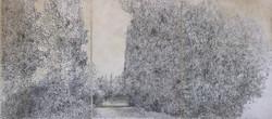 Oil on Canvas 160x360 2010