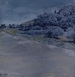 oil on canvas,15x15,  2010