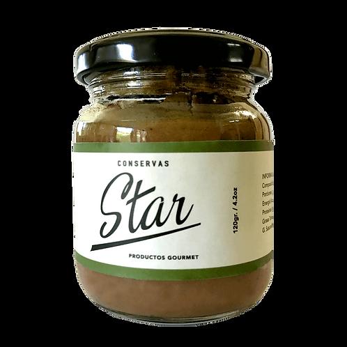 Conservas Star Paté de Foie al Oporto