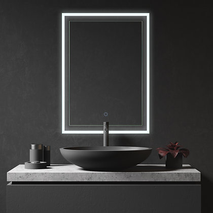 Faraday M20 Series LED Backlit Mirror