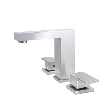 Hoover/ Sinclair Widespread Modern Bathroom Faucet