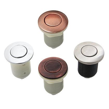 Garbage Disposal Push Button System