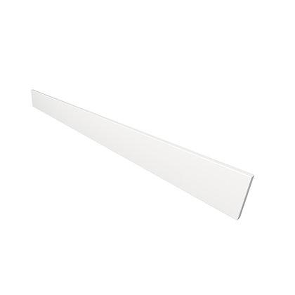 "Carrara Solid Surface Backsplash 48"""