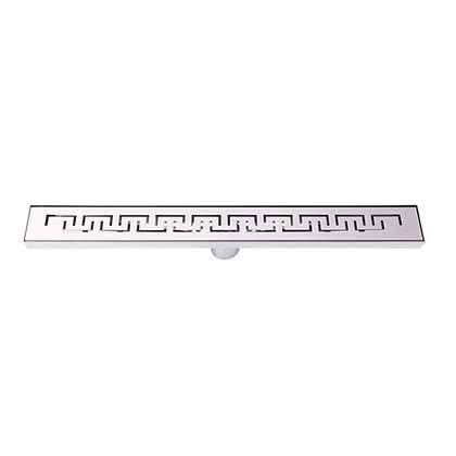 Modern Line Design Linear Shower Trench Drain