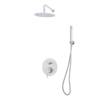 Dual Function Pressure Balanced Shower System