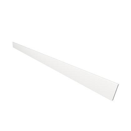 "Carrara Solid Surface Backsplash 72"""
