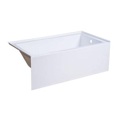 Apro Acrylic Alcove Tub