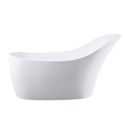 Piccolo Freestanding Solid Surface Tub