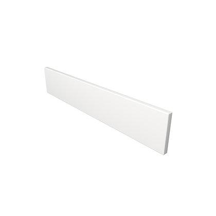 "Cararra Solid Surface Backsplash 24"""