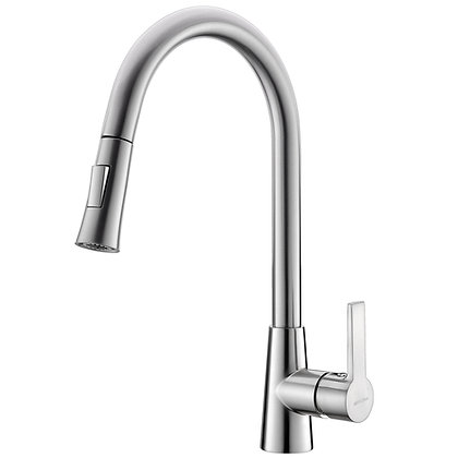 Danube Pull-Out Kitchen Faucet