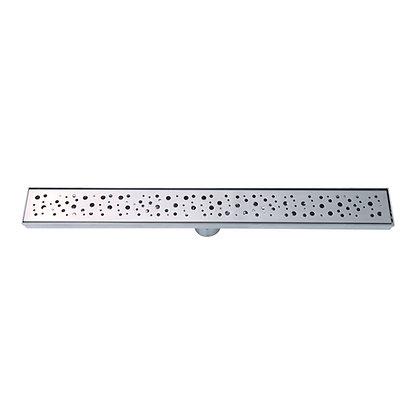 Dot Design Linear Shower Trench Drain