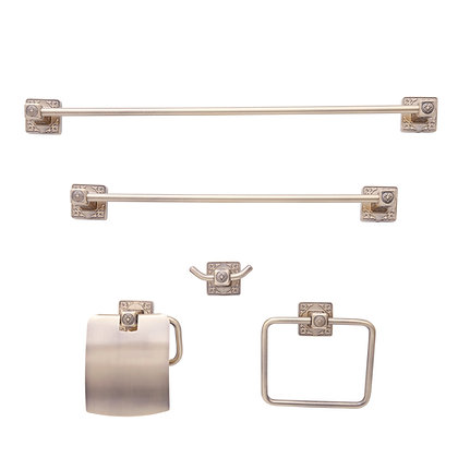 Reno Bath Accessories Series (Antique Brass)