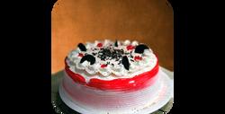 Torta Roja Ponque Ponque