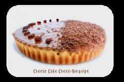 Cheese Cake Choco-Arequipe