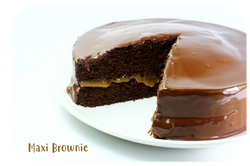 Torta Maxi Brownie Ponqué Ponqué