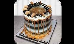 Torta_Dorada_Ponqué_Ponqué