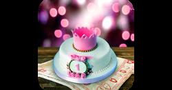 Torta Princesa Ponque Ponque