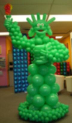 balloon decortaions in nashville