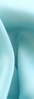 Cocoon Satin Silk Azure