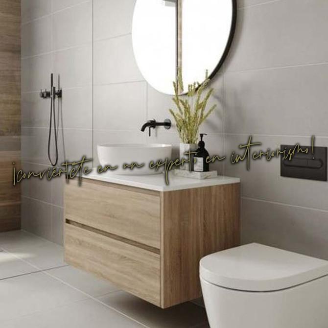 Al equipar tu baño, considera estos puntos: