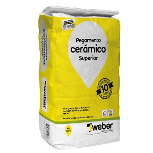 SOLCROM/WEBER CERAMICA NORMAL 25 KG
