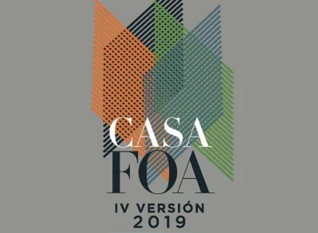 CASA FOA 2019