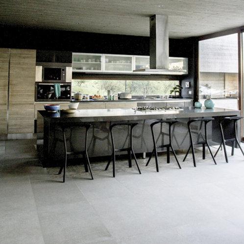 Porcelanato Cemento Creta Grey
