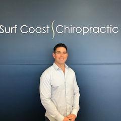 Dr Joe Kuriel Surf Coast Chiropractic