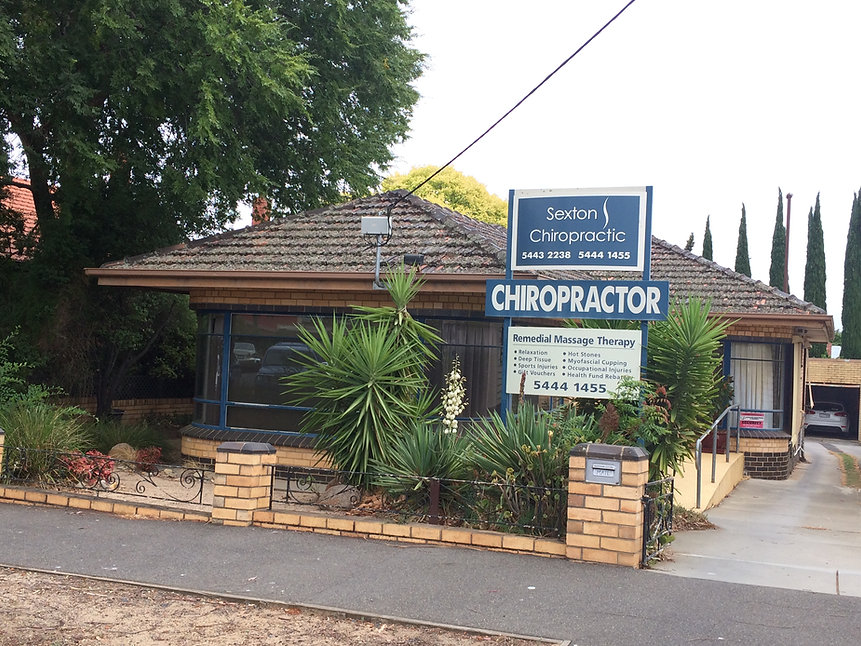 Sexton Chiropractic Bendigo Clinic