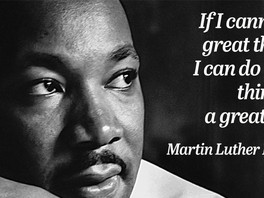 Martin Luther King - Cashing in on the Promises of Old