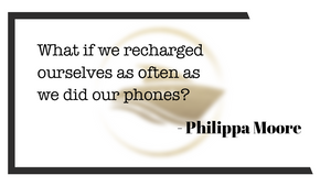 The Power of Unplugging