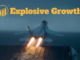 2020 Company Goals   Explosive Growth