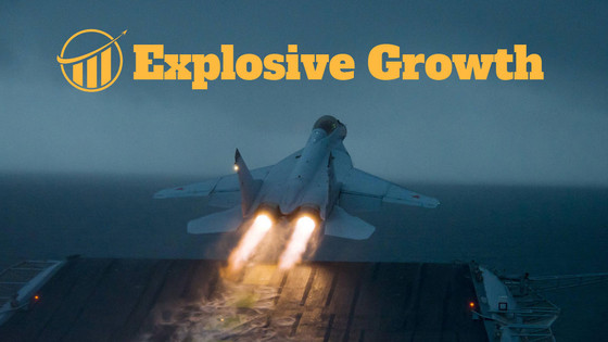 2020 Company Goals | Explosive Growth
