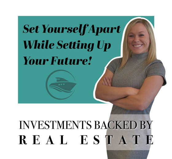 Set yourself apart while setting up your future!