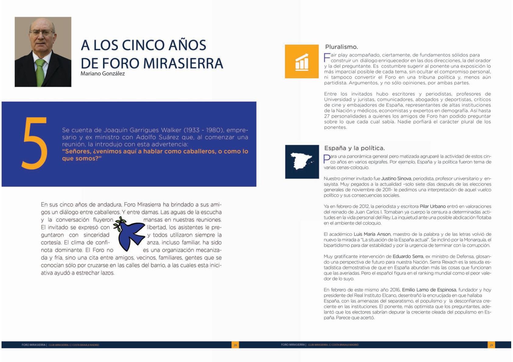 Foro Mirasierra -Memoria 15