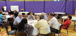 More round table discussions