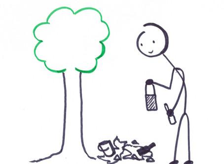 4 Tipps für reizarmen und einfachen Umweltschutz