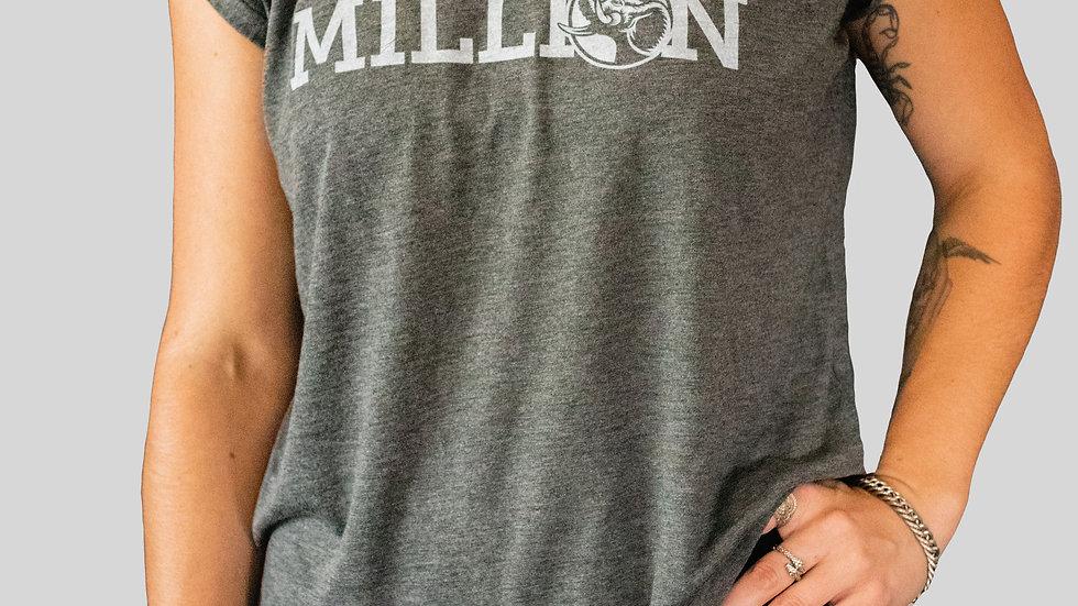 Gray Million Tank