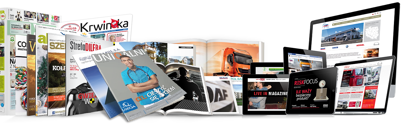 custom publishing, content marketing, social media, raporty, newslettery, digital publishing