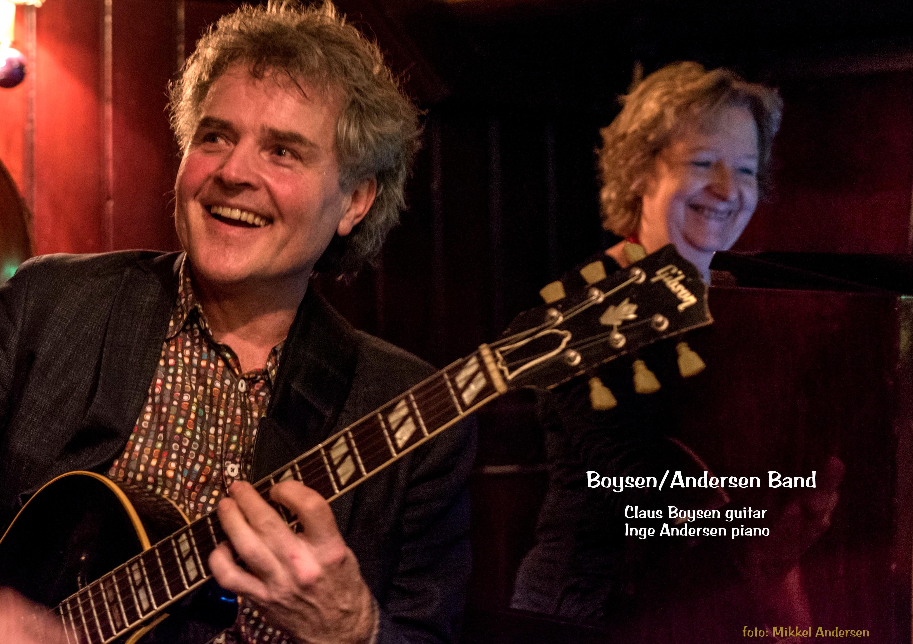 Boysen Andersen Band