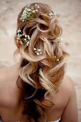 Wedding Hair with Baby's Breath.jpg
