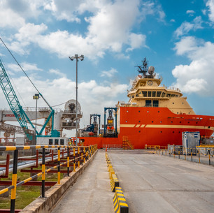 Guyana Shore Base local workforce at 95%, large tenders to go out soon